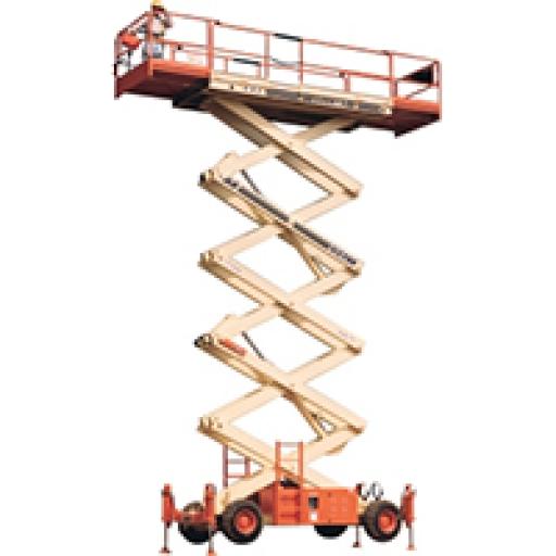 50' Scissor Lifts height=