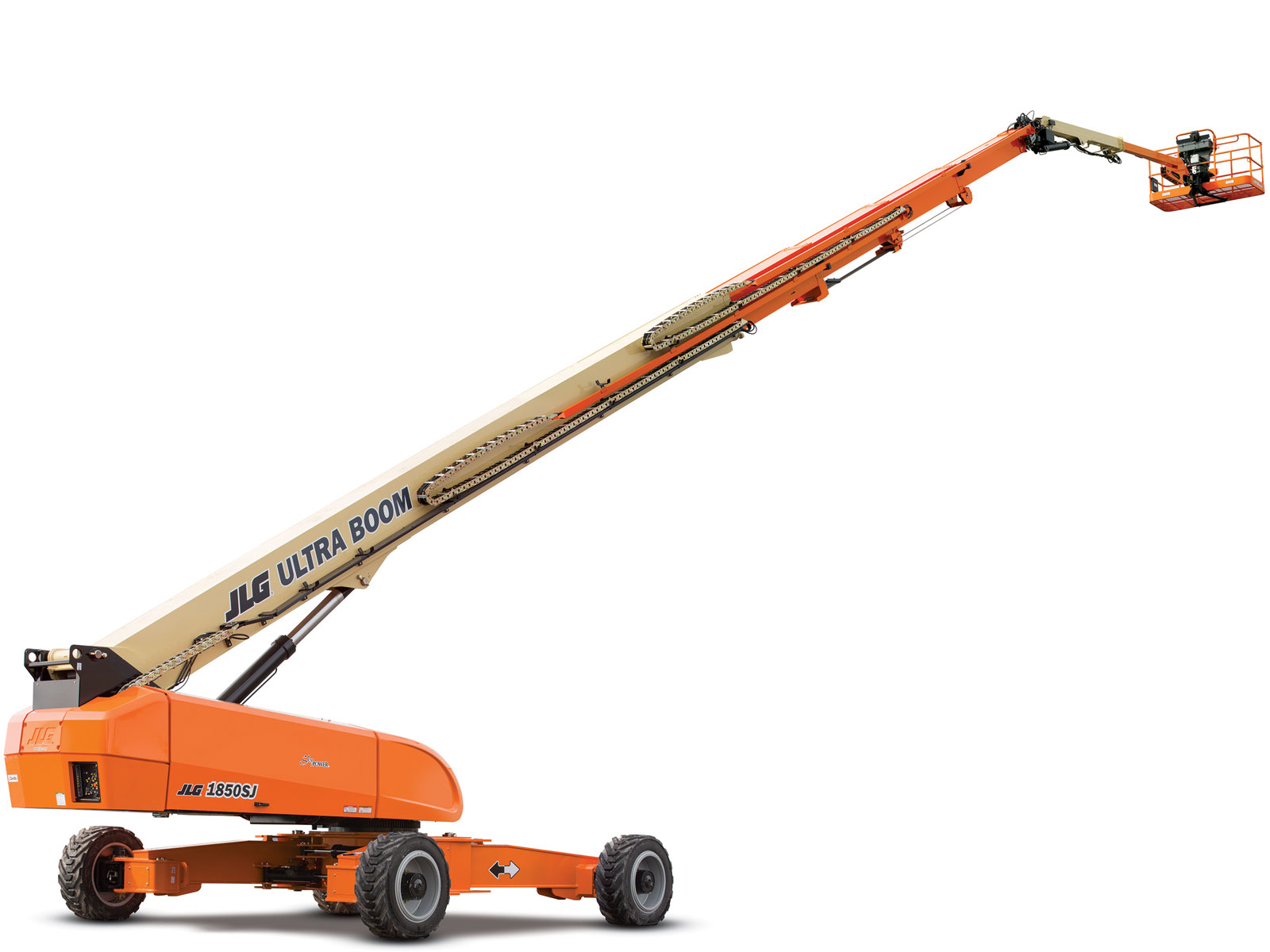 120' Boom Lifts height=