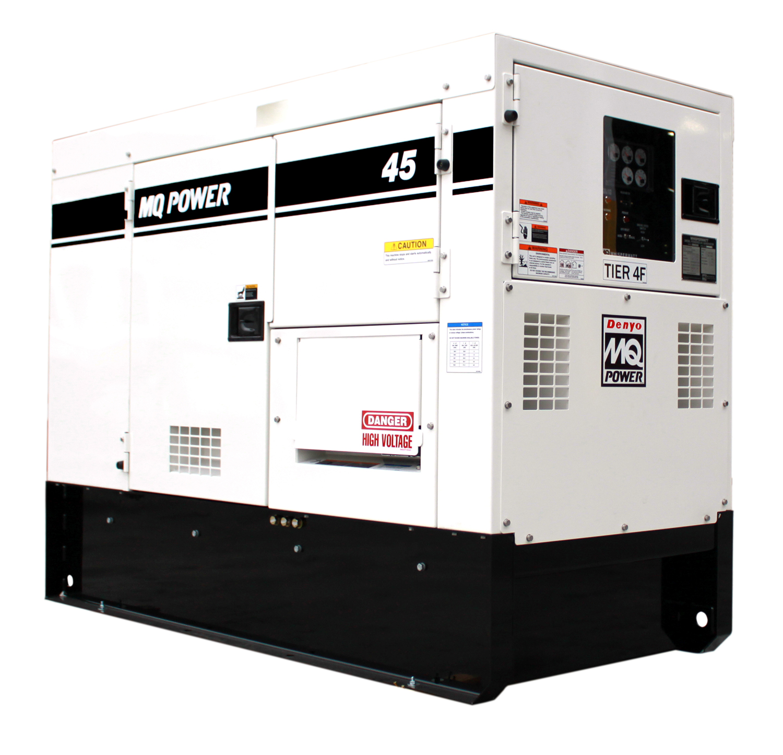 Generator 70000 Watt Tow Die