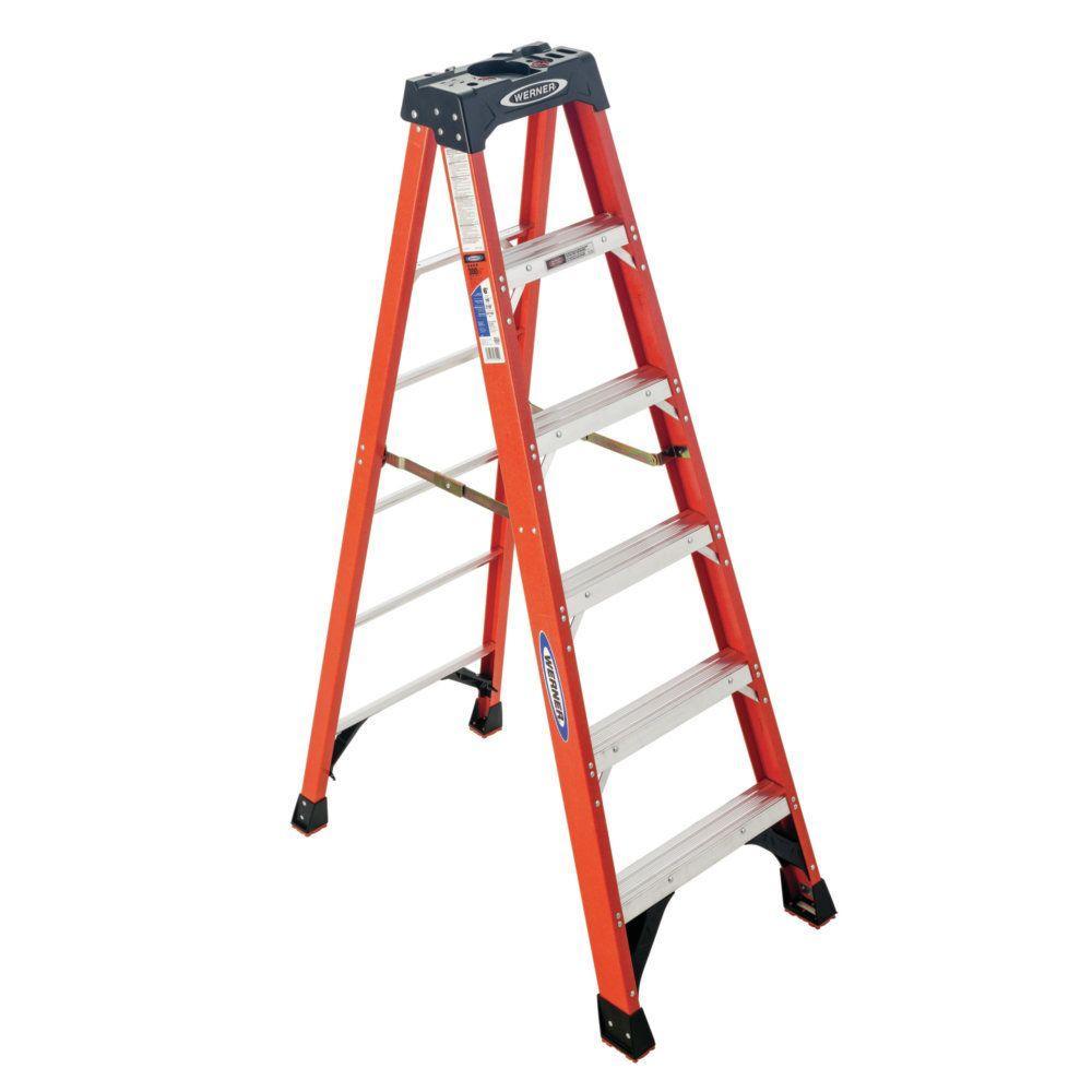 Step Ladder Aluminum
